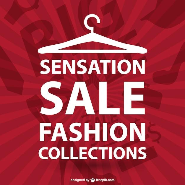 ファッションショッピング表記上のベクトル 無料ベクター