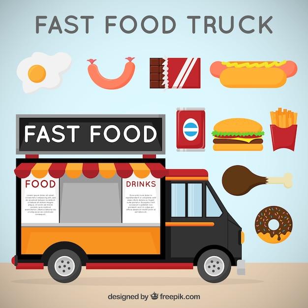 Food Truck Chicken