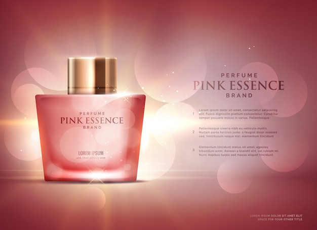perfume promotion examples
