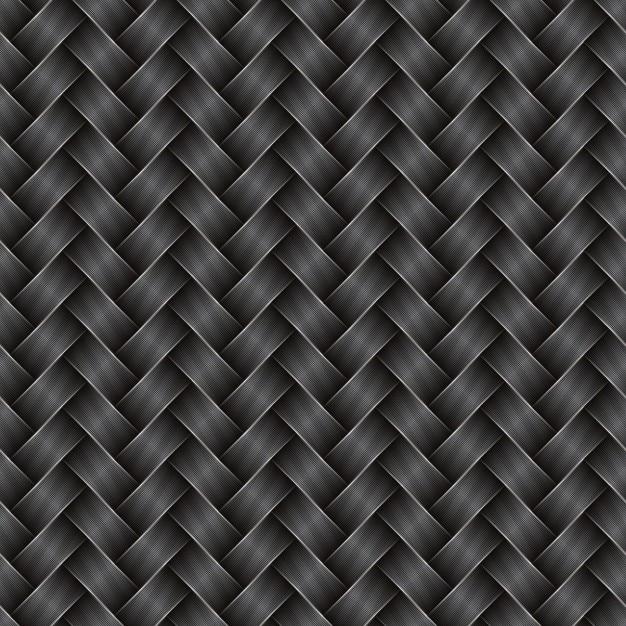Fiber texture pattern Free Vector