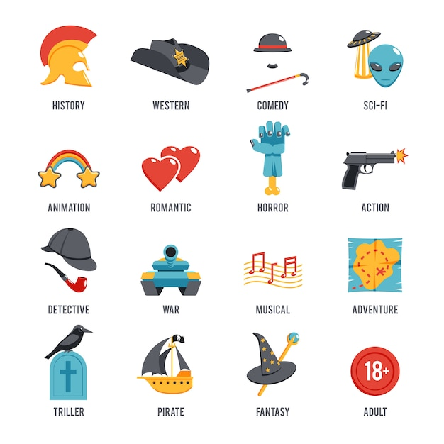 Music Genre Vectors, Photos and PSD files | Free Download