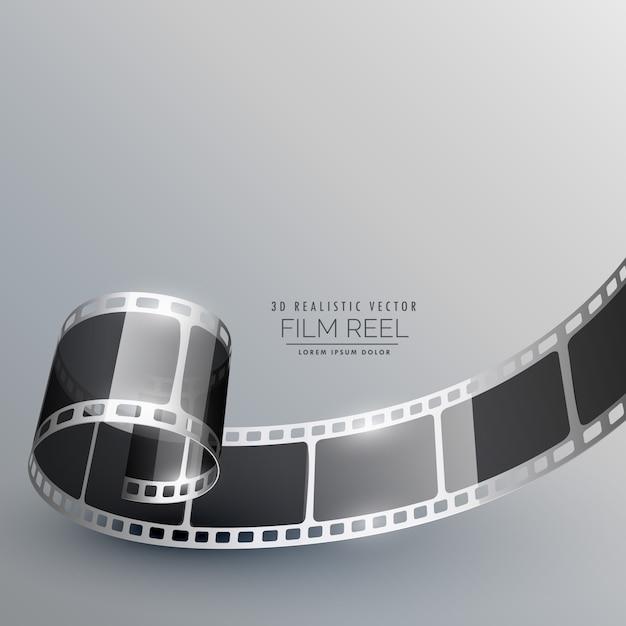 film reel for cinema vector free download