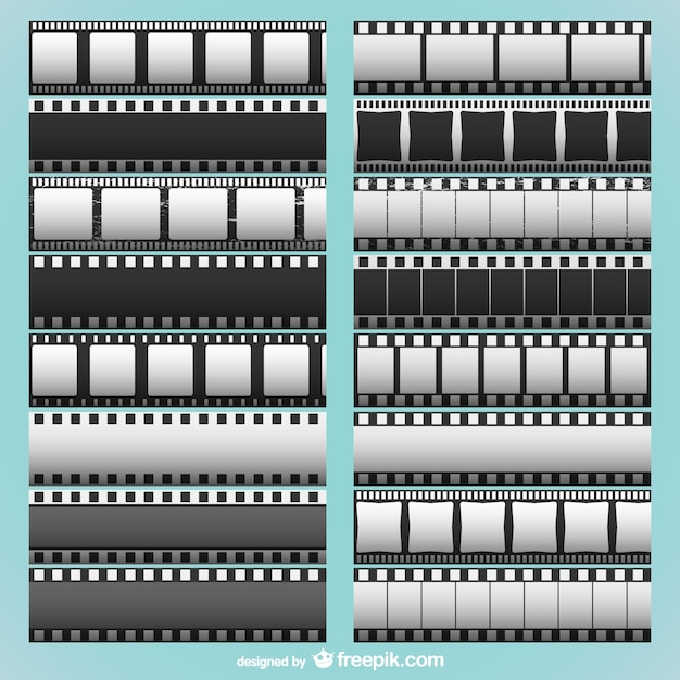 film strip vectors, photos and psd files | free download, Powerpoint templates