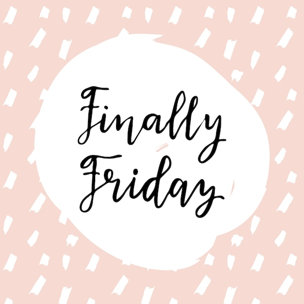 Image result for finally friday free clipart