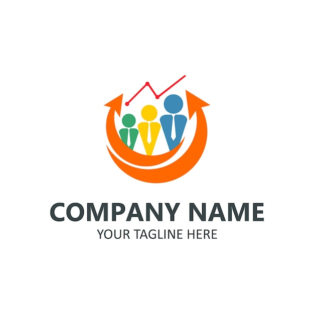 Premium Vector Finance Logo Template