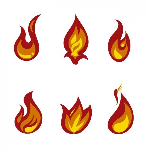 fire flames vector free download rh freepik com flames vector free flames vector art free