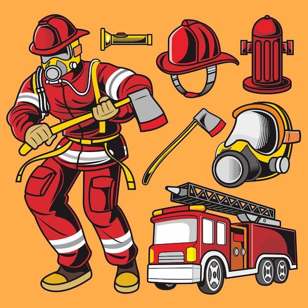 этот день сюжетная картинка пожарный показывать