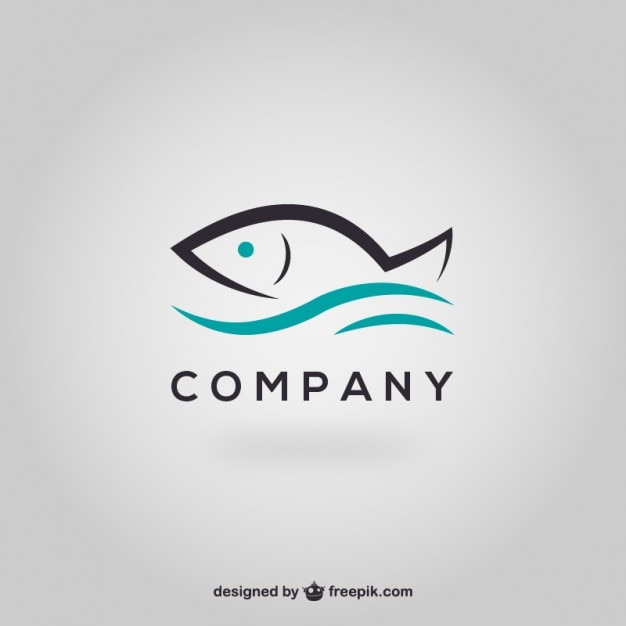 Fish Logo Vectors, Photos and PSD files | Free Download