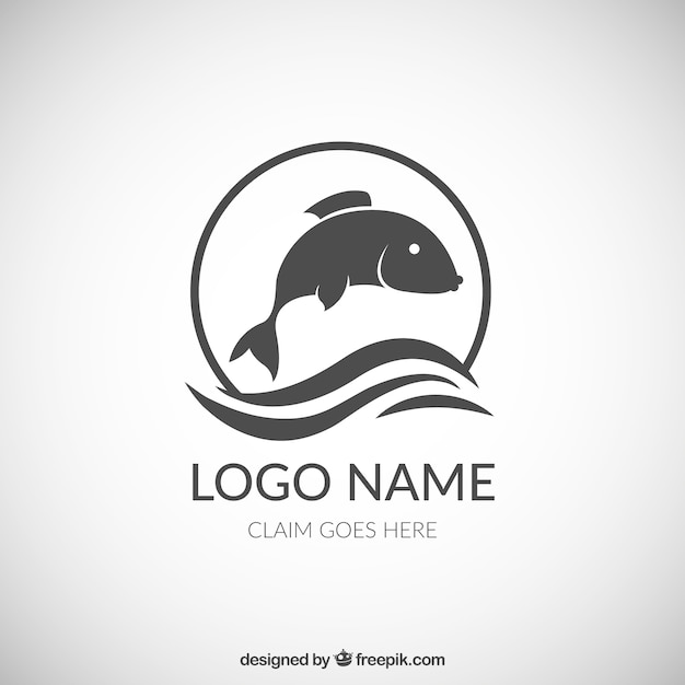 Fish logo Vector | Premium Download