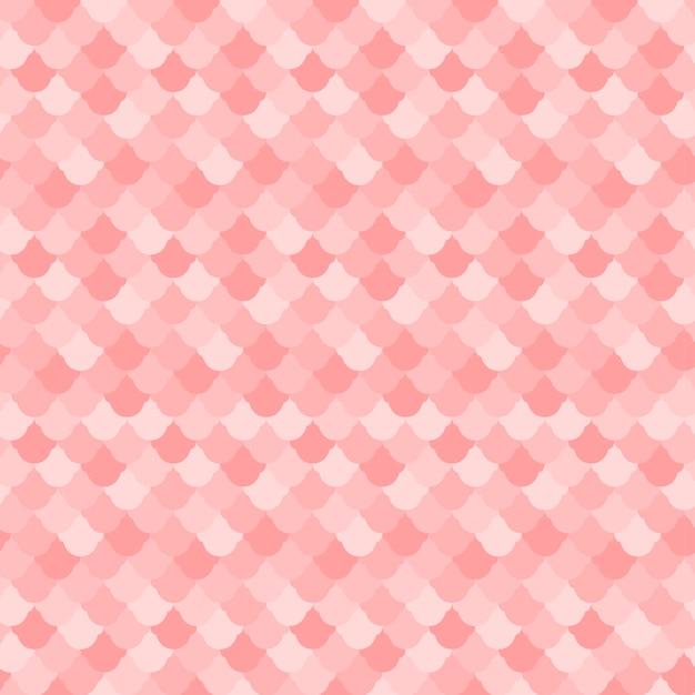 Fish skin seamless pattern vector Free Vector