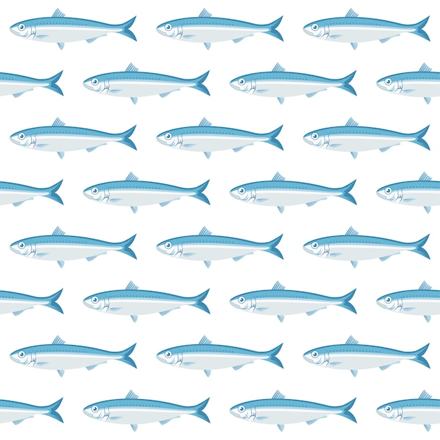 Fishes pattern design