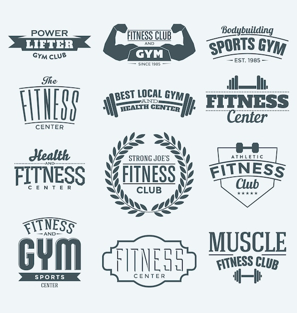 Fitness Vectors Photos And PSD Files