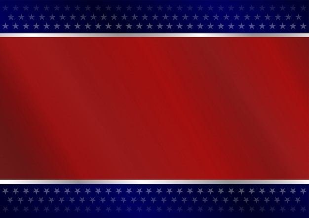Flag illustration Premium Vector