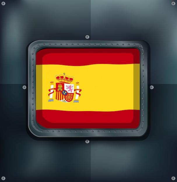 Флаг брунея Бесплатные векторы
