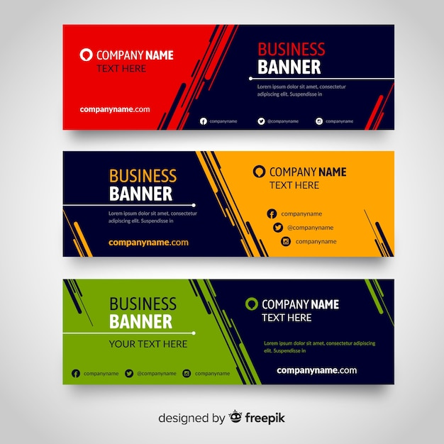 Banners Vectors 200 000 Free Files In Ai Eps Format