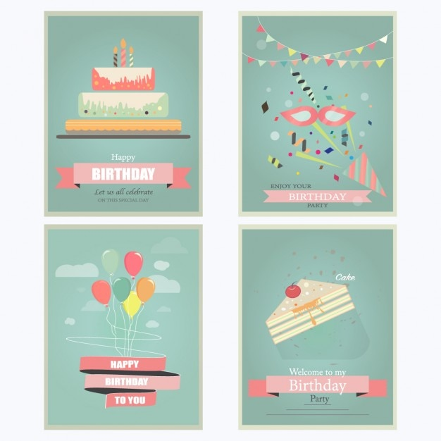تاریخ تولد تخت مجموعه کارت