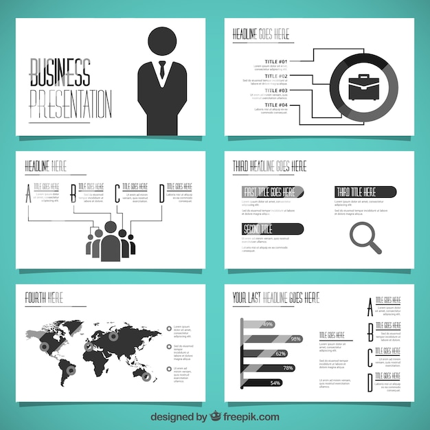 Elements of a good business presentation