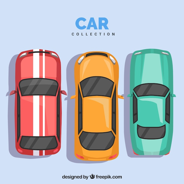 Vector For Free Use Car Top View: Car Top View Vectors, Photos And PSD Files