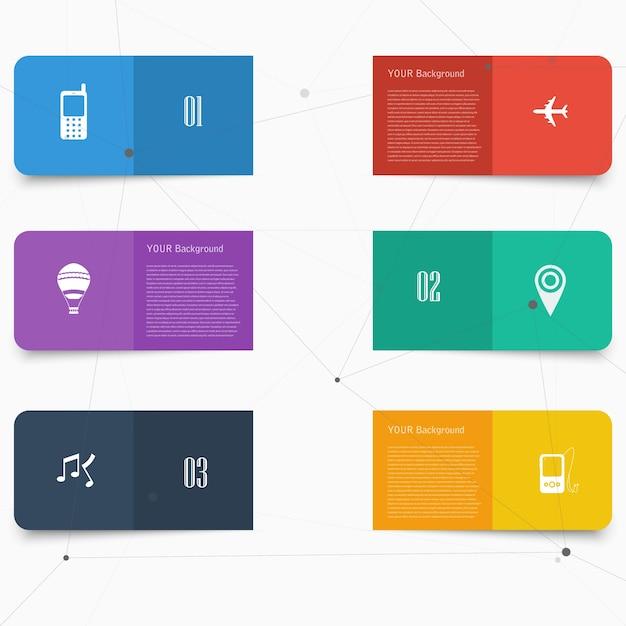 Flat design vector illustration concept. Design Free Vector