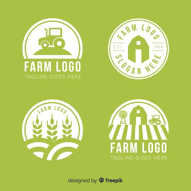 flat-green-farm-logo-collection_23-21481