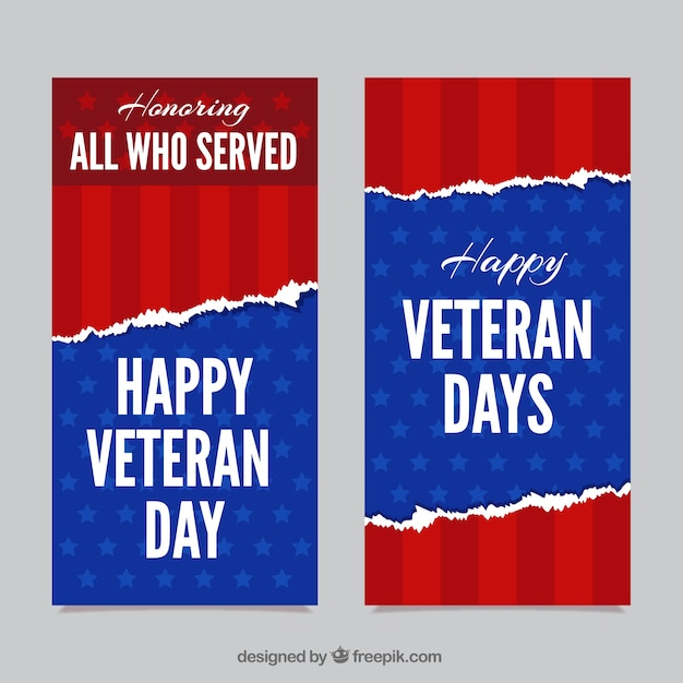 Flat greeting cards for veterans day stock images page everypixel m4hsunfo