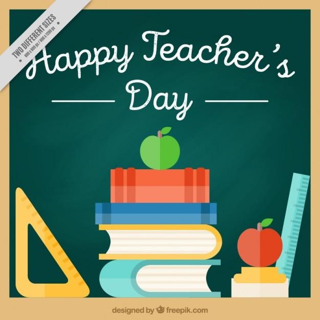 Flat happy teacher day background vector free download flat happy teacher day background free vector spiritdancerdesigns Choice Image