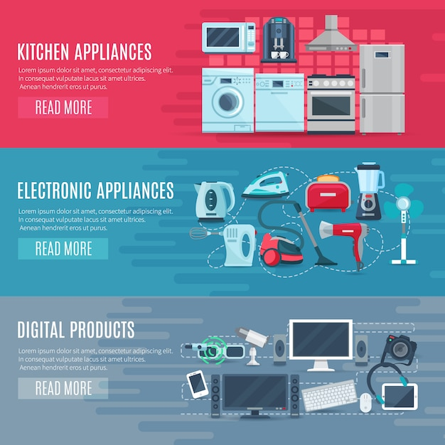 Appliances Vectors Photos And Psd Files Free Download