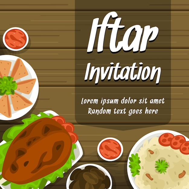 Iftar Banners Tulip Banners