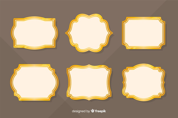 Classic Frame Vectors Photos And Psd Files Free Download