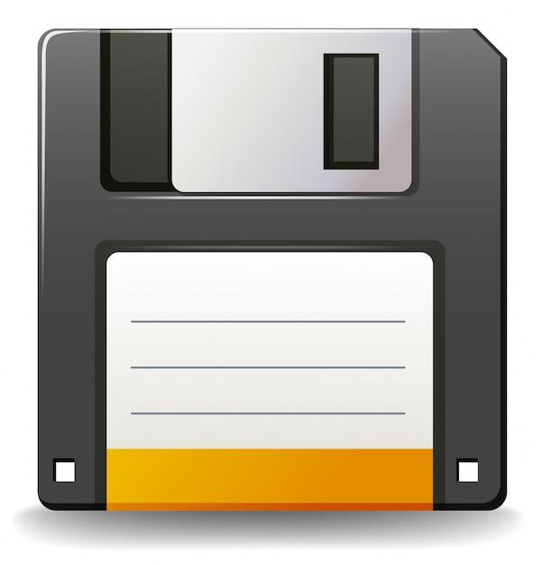 Флоппи диск Бесплатные векторы