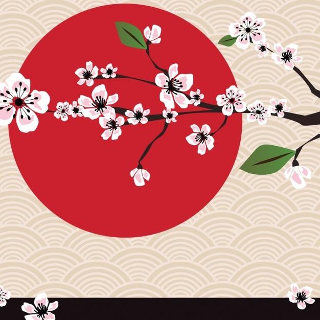 Floral background design 1009 353