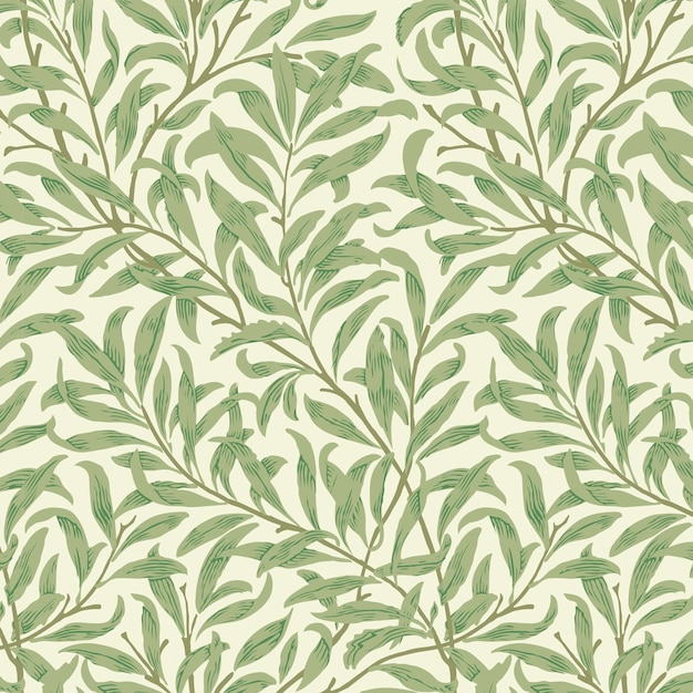 Floral pattern Free Vector