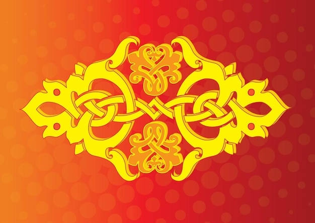 Flourish Ornament Free Vector