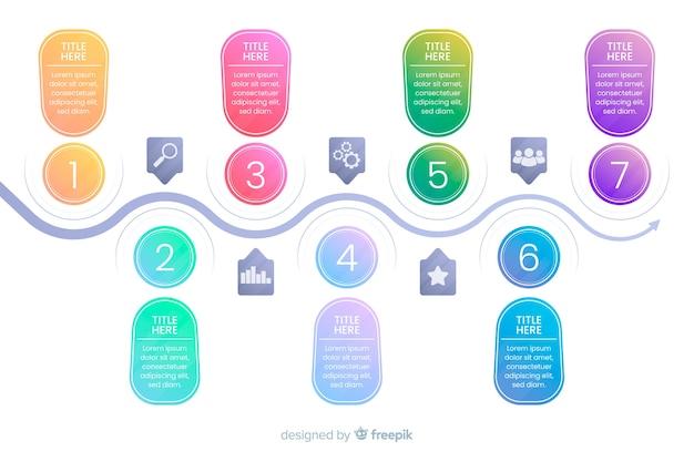 Flowchart chart Free Vector
