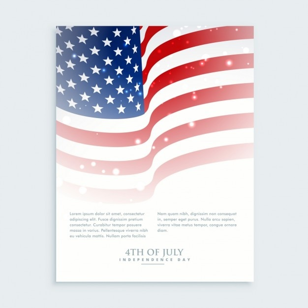 4th of july flyer templates free koni polycode co