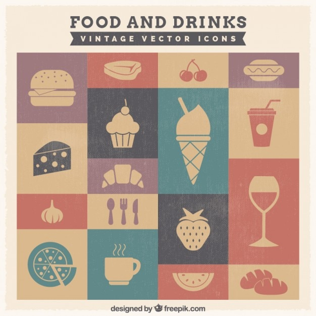 drink icons vector freepik ai edit ago