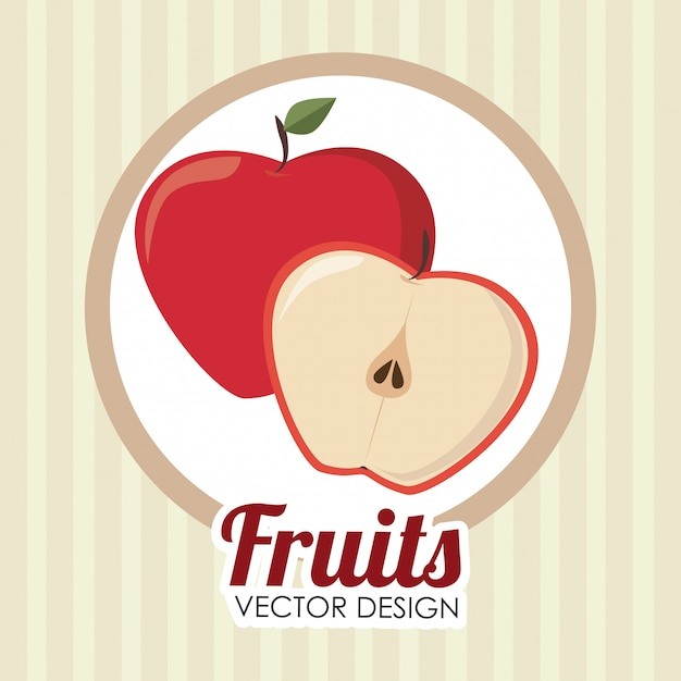 Food design Free Vector