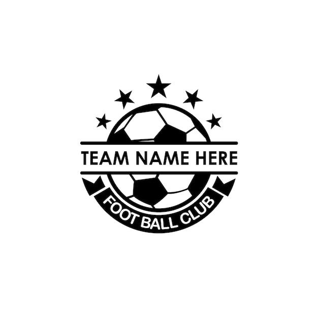 Football club logo template vector premium download football club logo template premium vector maxwellsz