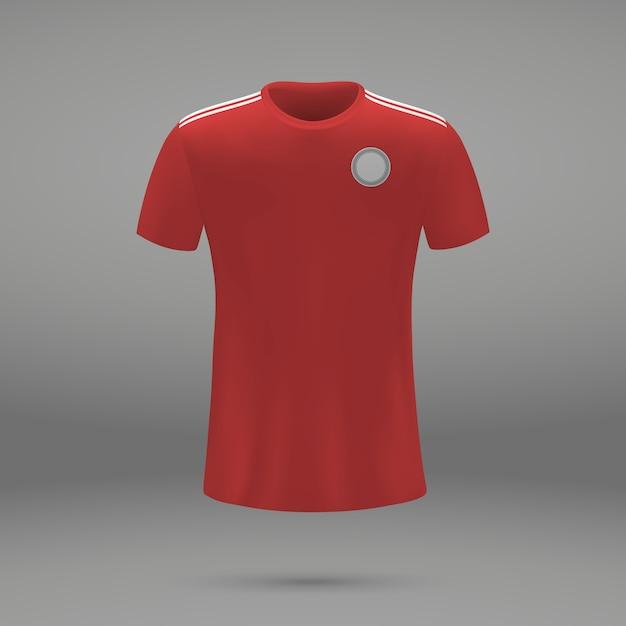hot sale online 0bbff 018f7 Football kit benfica, shirt template for soccer jersey ...
