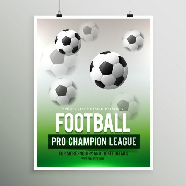 فوتبال پوستر لیگ