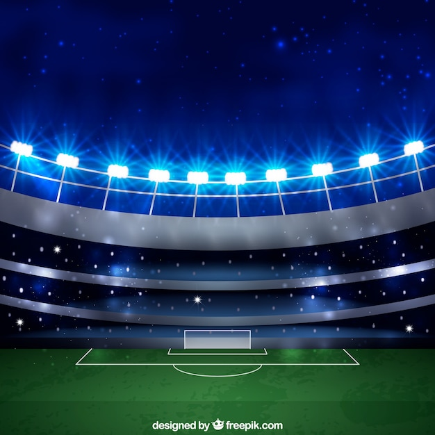Stadium Lights Svg: Stadium Vectors, Photos And PSD Files