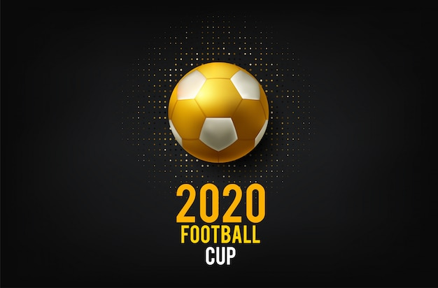 Football world championship cup background soccer Premium Vector
