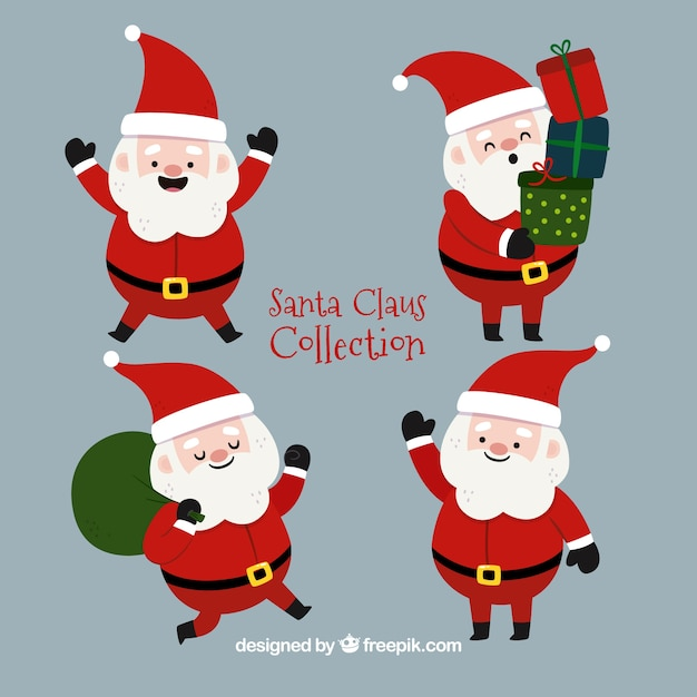 7e3d3cc9e Santa Claus Vectors, Photos and PSD files | Free Download