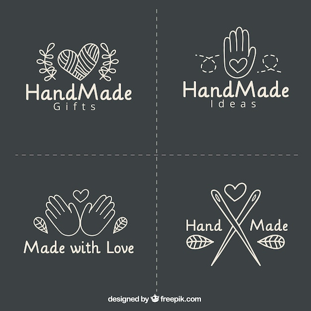 Handmade Crafts Vectors Photos And Psd Files Free Download
