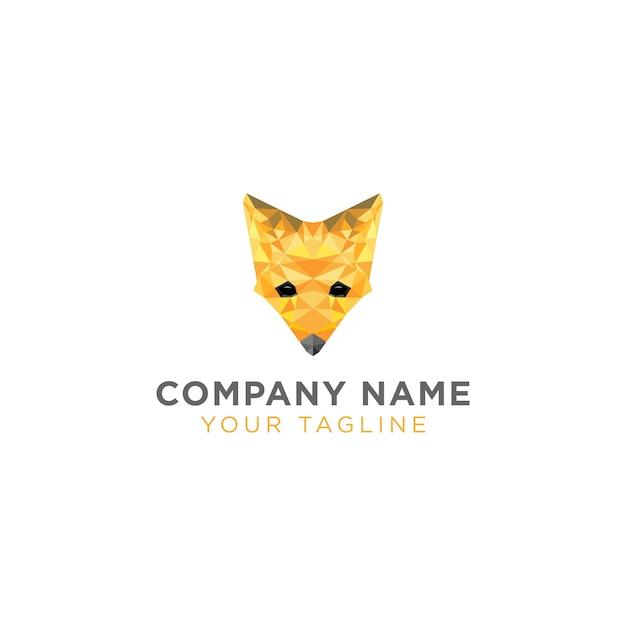 premium vector fox logo low poly https www freepik com profile preagreement getstarted 1956121