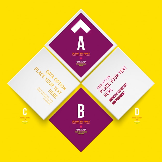 frame creative business banner button Premium Vector