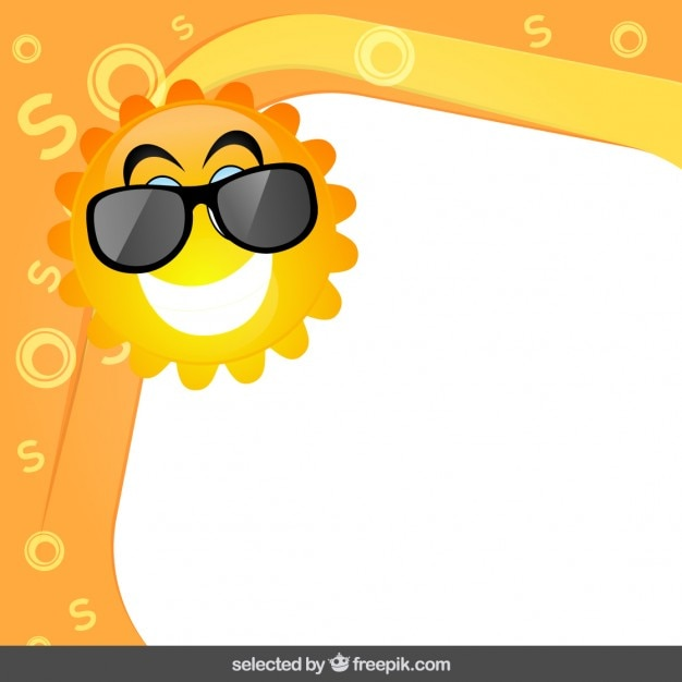 Funny Glasses Vector