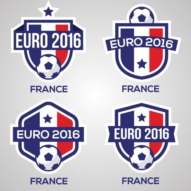 france football badges