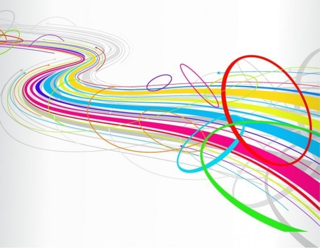 free abstract colorful wave line background vector free download rh freepik com free vector backgrounds wood free vector backgrounds download