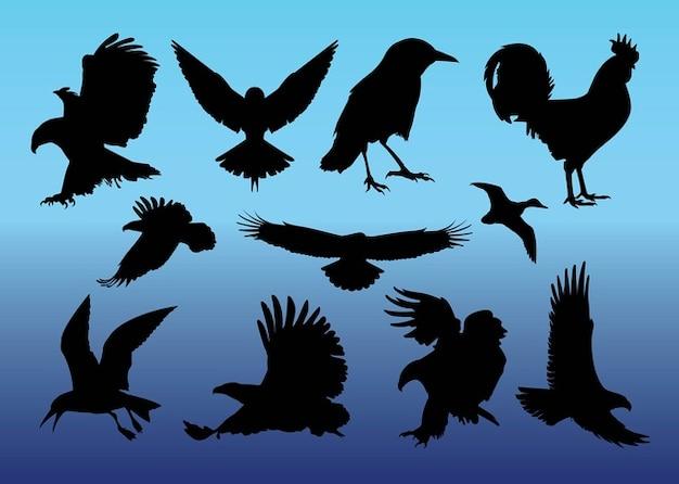 Free Birds Vectors Vector | Free Download